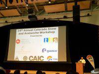 Colorado Snow and Avalanche Workshop (CSAW) - 2015
