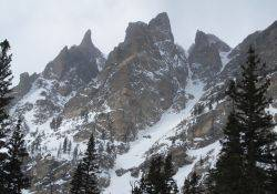 Trip Report: RMNP Dragontail Couloir / Apron