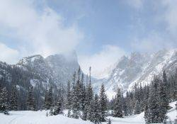 Trip Report: Lake Haiyaha - Dream Lake Chutes