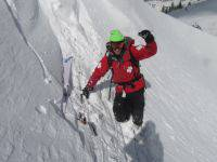 Steep Terrain Protocol Training for Guides and Patrollers