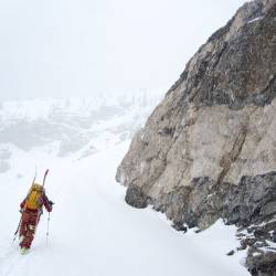 Dragontail Couloir, Rocky Mountain National Park