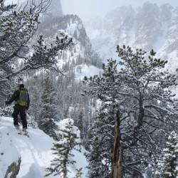 Dream Chutes, Rocky Mountain National Park