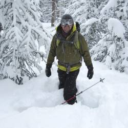 Harry Gates Hut, Holy Cross Wilderness / White River National Forest