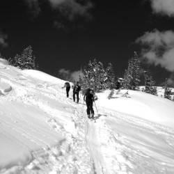 Ute Ridge, Rocky Mountain National Park