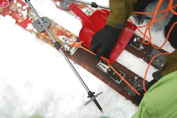 In depth information on Rescue Sled