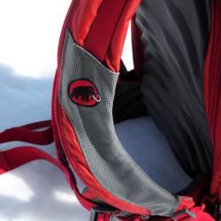 Shoulder strap profile
