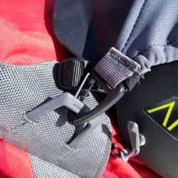 Helmet carrier anchors