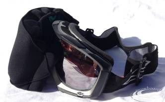 Gheeks goggle cover - Smith Prodigy