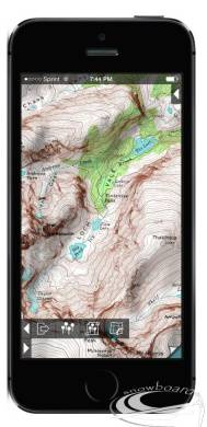 Top cell phone apps for the backcountry