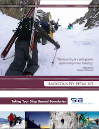 SIA Retail Backcountry Kit