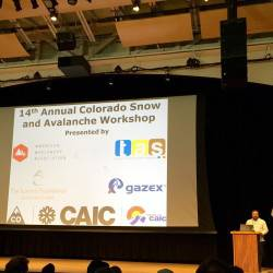 Colorado Snow and Avalanche Workshop (CSAW)