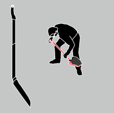 Scoop Position – The Scoop Position is particularly well suited to shoveling snow.
