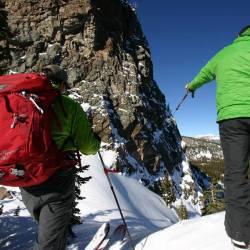 Otis Chutes, Otis Peak, RMNP