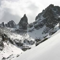 Andrews Glacier / The Gash Gorge – Rocky Mountain National Park