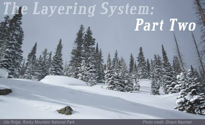 The Layering System - Part Two