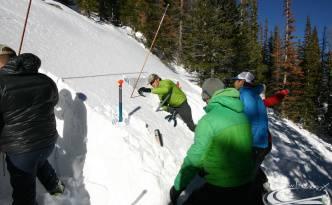 AIARE course Colorado Mountain School