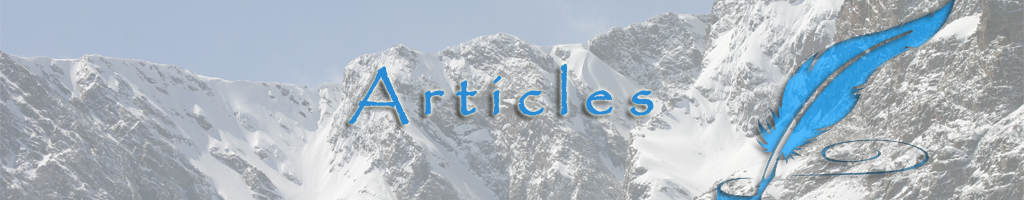 Articles and featured stories