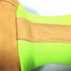 Easy-On™ or Shirred Elastic Cuff.