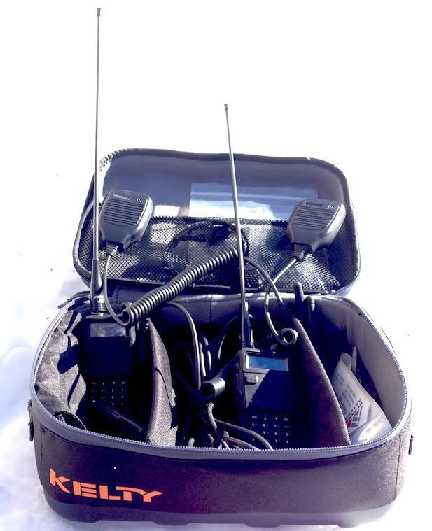 8 Watt HT Ham radios